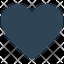 Media Heart Like Icon