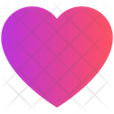 Sign Heart Love Icon