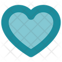 Social Media Heart Like Icon