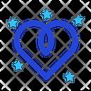 Heart Seo Business Icon