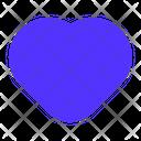 Heart Organ Medical Icon