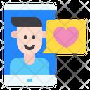 Heart Love Phone Icon