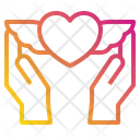 Heart Love Wing Icon