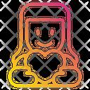 Heart Love Female Icon