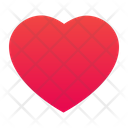 Heart Love Romantic Icon