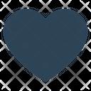Social Heart Like Icon