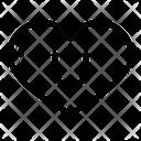 Heart Kawaii Love Icon