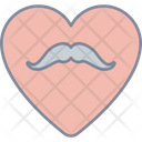 Heart Love Fathers Day Icon