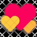 Heart Love Loves Icon