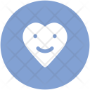 Heart Smile Happy Icon