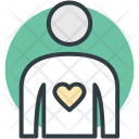 Heart Human Patient Icon