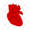 Heart Pulse Body Icon