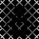 Pinafore Proscenium Apron Strings Icon
