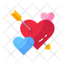 Heart Arrow Icon