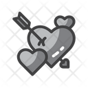 Valentine Love Romance Icon
