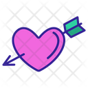 Wedding Heart Love Icon