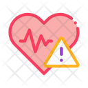 Heart Medical Disease Icon