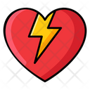 Heart Attack Heart Disease Heart Failure Icon