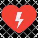 Heart Attack Icon