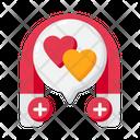Heart Attraction Icon