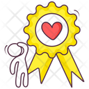 Heart Award Icon
