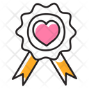 Heart Award Heart Badge Award Badge Icon