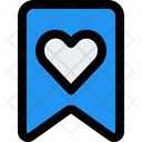 Heart Badge Love Badge Reward Icon