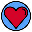 Heart Ball Icon