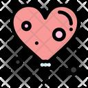 Heart Balloon Balloon Heart Icon