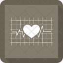 Health Heart Pulse Icon