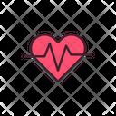 Heart Beat Heart Rate Heart Icon