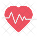 Heart Beat Cardiology Icon