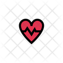 Life Heart Beat Icon