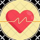Heart Beat Health Care Health Icon