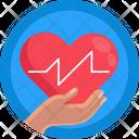 Health Heart Beat Healthcare Icon