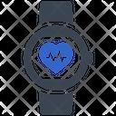 Health Tracker Heart Heart Beat Icon