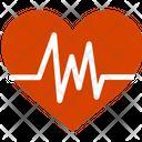 Heart Beat Pulse Heartbeat Icon