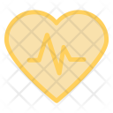 Heart Heartbeat Pulsation Icon