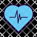 Heart Beats Icon