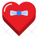 Heart Box Icon