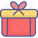 Heart Box Loving Box Celebrations Icon
