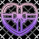Heart Box Icon