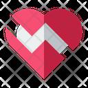 Heart Break Icon