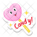 Heart Candy Icon