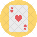 Heart Card Icon