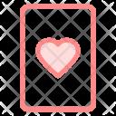 Card Casino Heart Icon