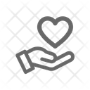 Heart Love Wedding Icon