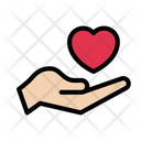 Care Love Protection Icon