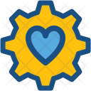 Heart Care Health Icon