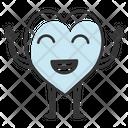 Heart Cartoon Icon
